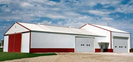Ag shop & Equipment Storage