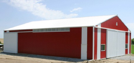022-04 <br> Ag Equipment Storage & Workshop