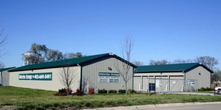 130-03 <br> Self Storage Complex <br> Evergreen & Hickory Moss